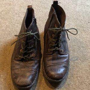 Women's Clarks boots size 8.5